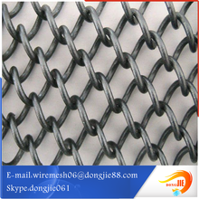 good fit/performance double rings chain link metal mesh