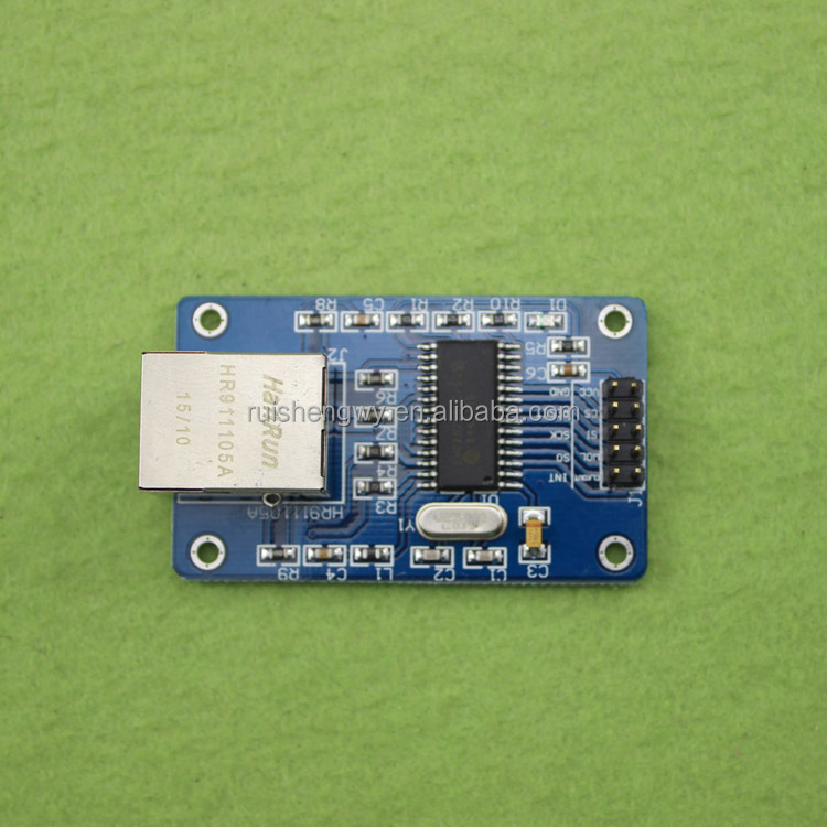 Original ENC28J60 Ethernet LAN/Network Module with SPI port