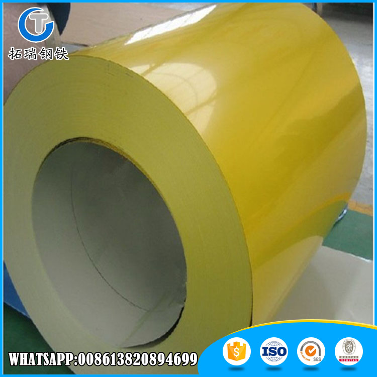 Best seller prepainted steel coil jindal colour coated sheets