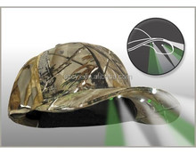 High quality camo LED light hat and caps