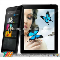 Nvidia Android3.2 tablet pc 8inch second hand tablet pc