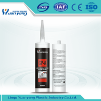High Quality High Adhesive Pu Sealant Butyl Glass Silicone Sealant