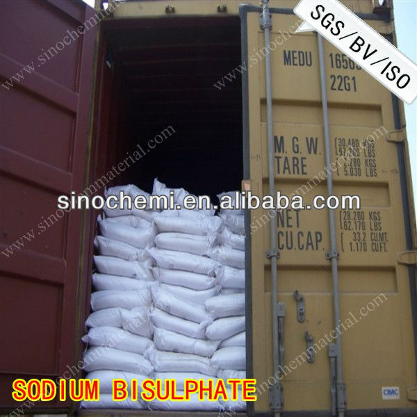 Industrial Grade and Food Grade Sodium Bisulfite