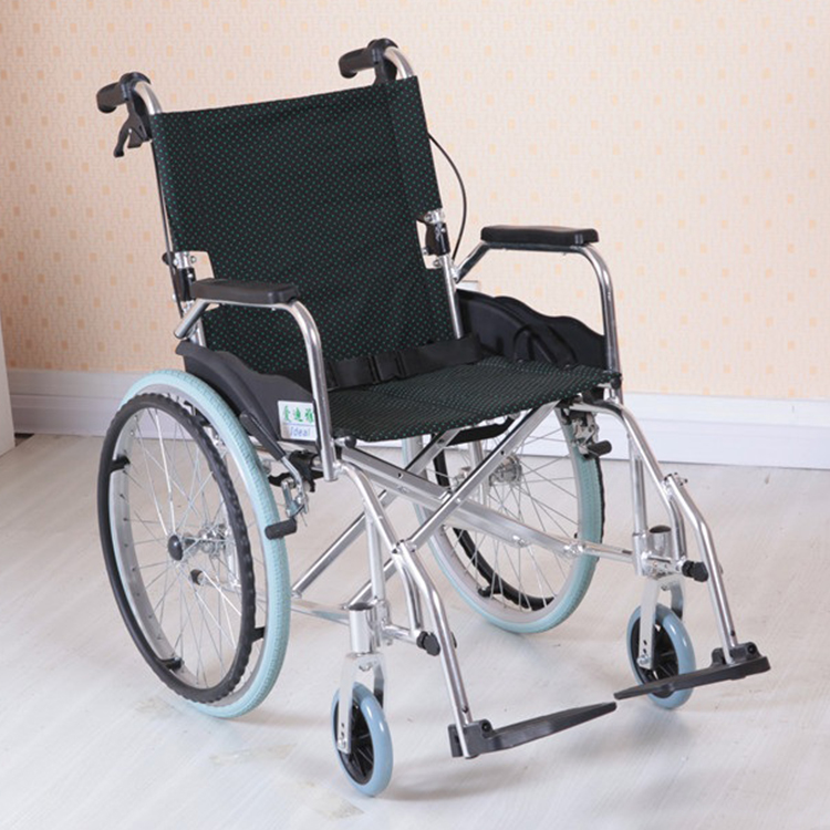 Simple reclining foldable philippines manual wheelchair on sale.jpg