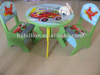 cartoon school desk furniture children table and chair sets shool desk