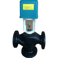 China made cheap price high quality flange motorized balance pressure control valve