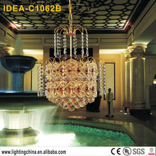 C1062B wholesale chandelier crystal prisms,large crystal chandeliers for hotels,K5 crystal chandelier