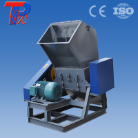 Industrial flake recycling recycled plastic bottle crusher