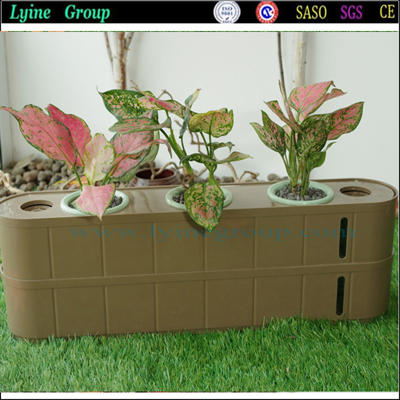 recyclable plastic pots for nursery plants wholesale high quality beautiful flower pots