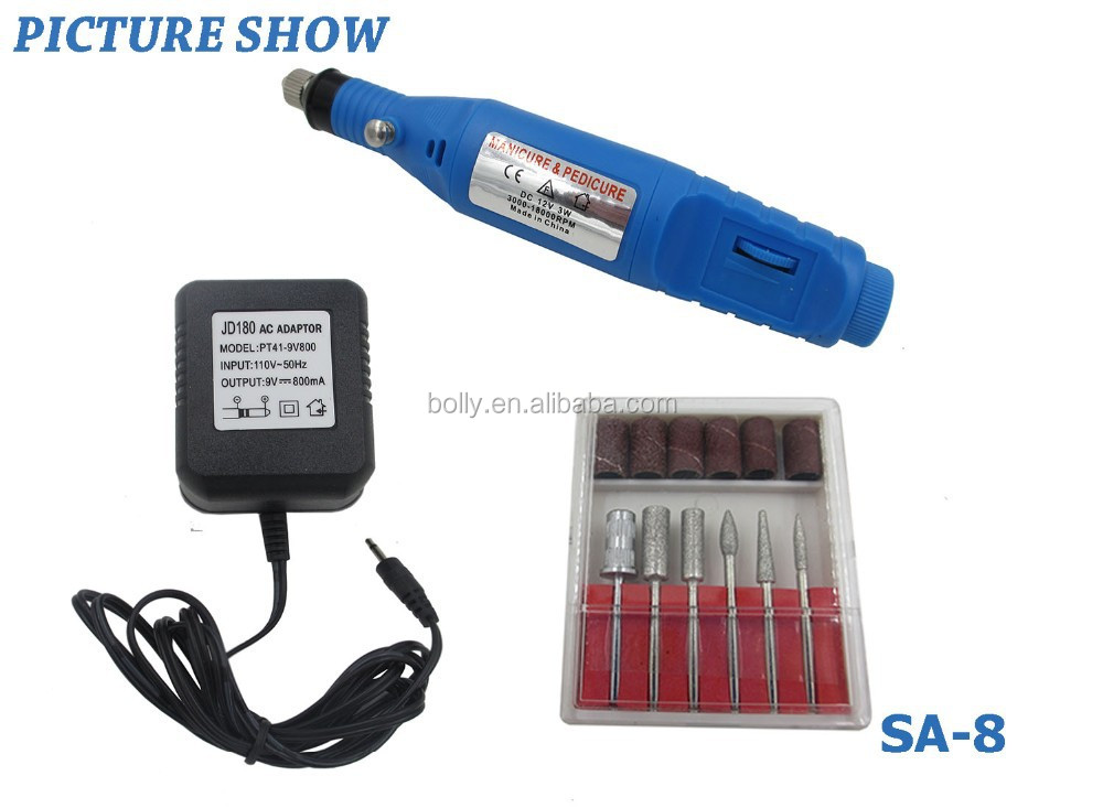 nail art equipment electric nail drill professional for sale