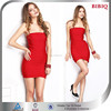 Fashion Sexy Wholesale Red Bandage Dress for Women