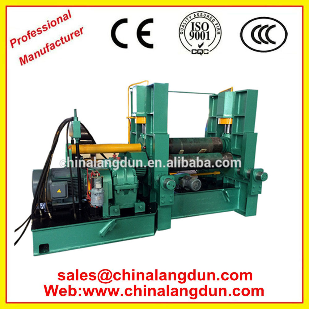 <strong>W11</strong> hydraulic plate rolling machine india,hand plate 3 roller hydraulic roll bending machine