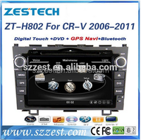 ZESTECH brand new car gps for Honda CRV car audio for honda CRV car stereo for honda CRV 2006 2007 2008 2009 2010 2011