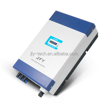 JFY DC/AC single phase RS485/RS232 IP65 high efficiency 5kw solar inverter