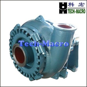 High chrome alloy Sand Suction Dredging Pump centrifugal dredger pumps
