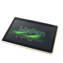 Cheap Product 10INCH 3G MTK MT6580 MaPan Tablet PC with Bluetooth and GPS