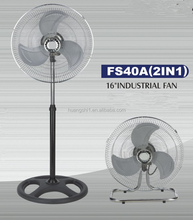 "16"" Inch Oscillating Stand Standing Tower Pedestal Cooling stand fan"