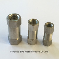 High Pressure Stainless Steel Inline Check Valve