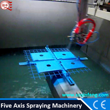 Cost Efficiency automatic spraying paint Machine with Paint Spray Gun Reciprocator