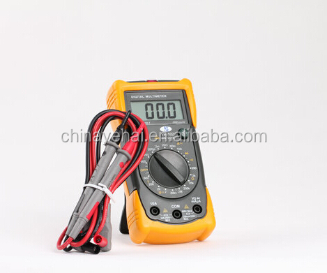 industrial handheld digital multimeter with many specifications