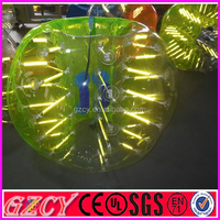 Inflatable Shining Bubble / Sports Playground Bouncy Ball