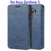 Flip Leather Cover for Asus ZenFone 3