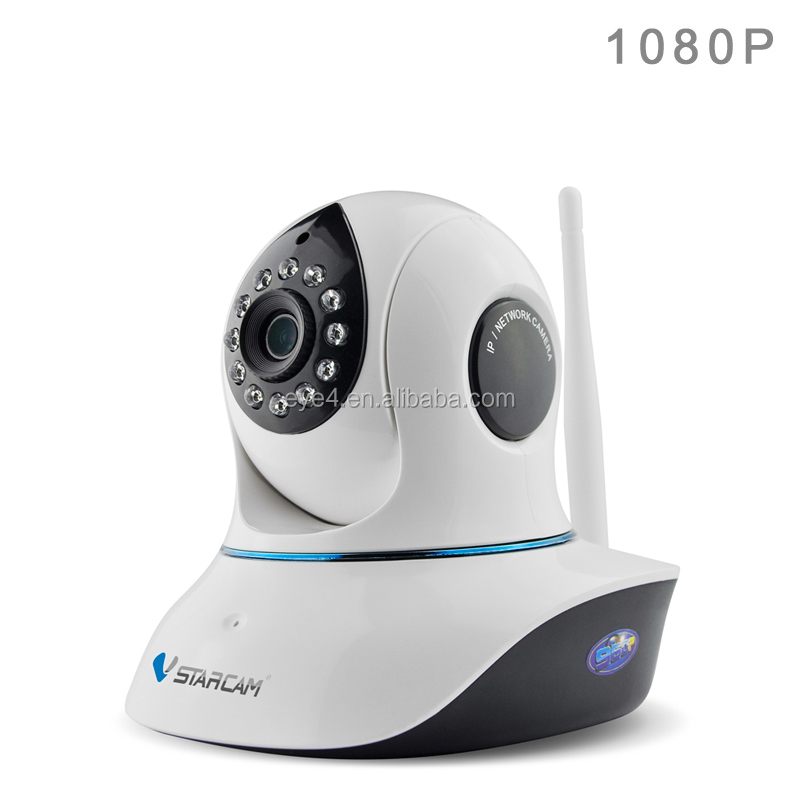 2016 Fashion wifi ip camera security 1/3inch 1080p wifi network camera adapter