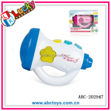 Hot selling plastic baby education musical instrument toys for kids