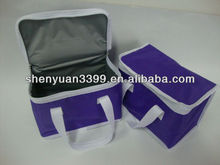 Custom design baby milk bottle cooler bag for Abbott good quality cooler bag