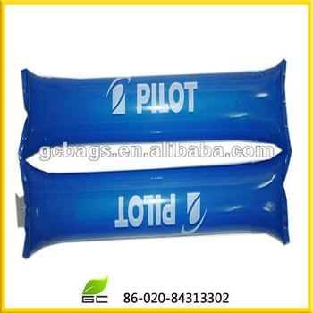 professional manufacture high quality inflatable plastic air bag