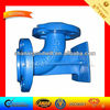 Ductile iron pvc pipe fittings from shanxi goodwill