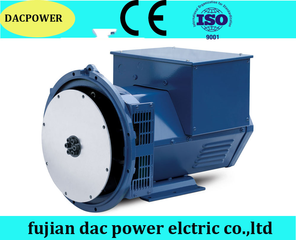 Synchronous self excited Brushless AC Alternator 5KW made in China