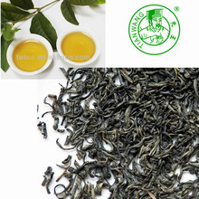 the best selling natural green tea, thin and tight tea leaves