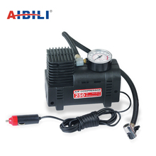 Low price micro high pressure 12v compresor mini battery powered car electric tire air pump