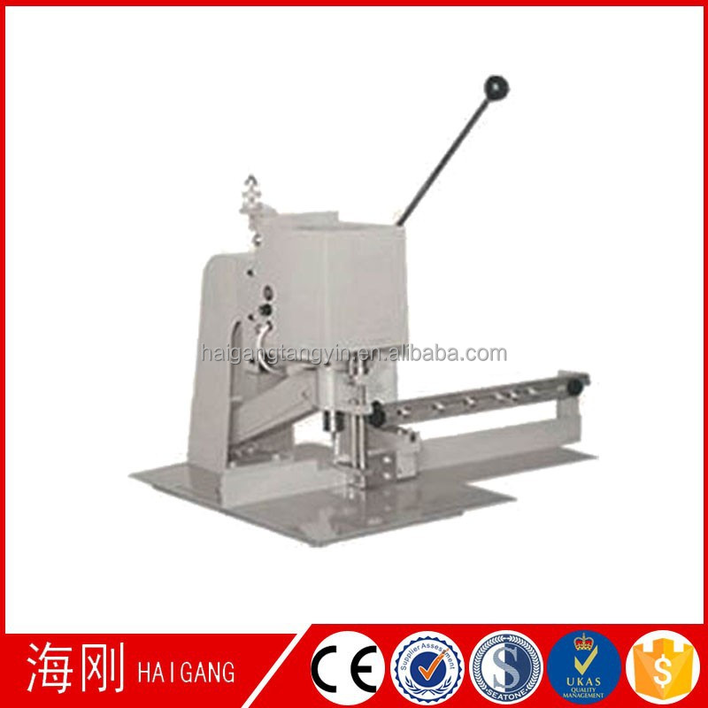 Financial Paper Drilling Machines