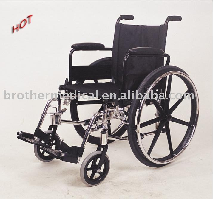 2015 New Steel Normal Economy Manual Wheelchair