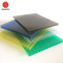 8mm Hollow Polycarbonate Sheet Factory Price