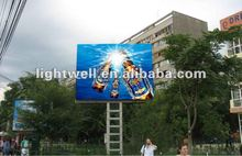 HIgh clear vivid image text.letter,number,picture,video p16/p20 full color static led moving sign display