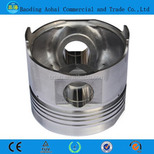 Single cylinder diesel engine parts process manufacturing piston