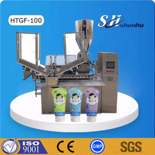2017 New food grade lamination tube filling machine with certificate