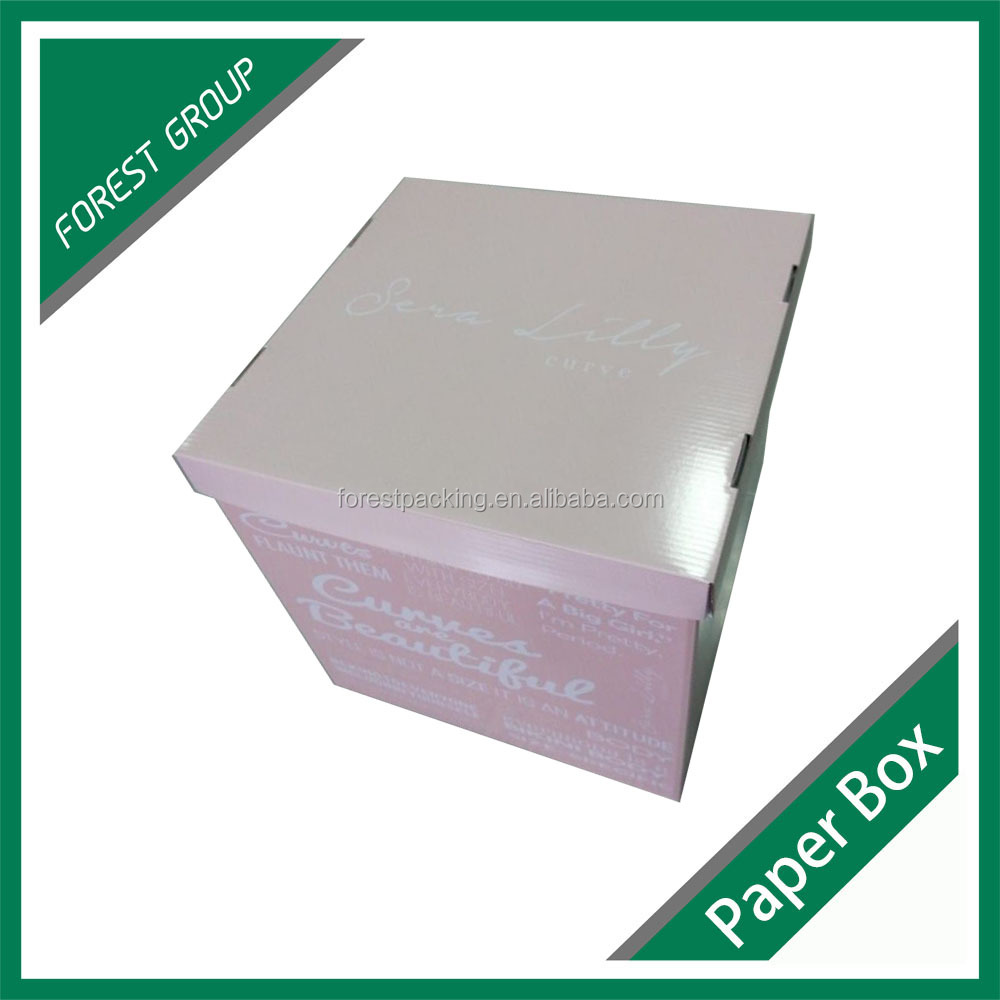 White folder portable grocery storage boxes cardboard archive storage boxes fp74894615