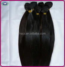 Supply Real Indian / Brazilian 100% virgin remy tape hair extensions No allergic wig human hair
