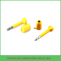 Sitonseal Bolt Seal, low-carbon steel,Container seal lock with reliable quality and competitive price