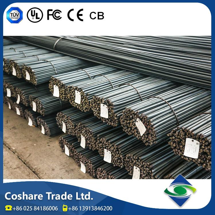 COSHARE- Customized iron deformed steel bar