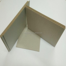 Laminated Grey Board Paper Book Binding Paper Raw Paper Materials