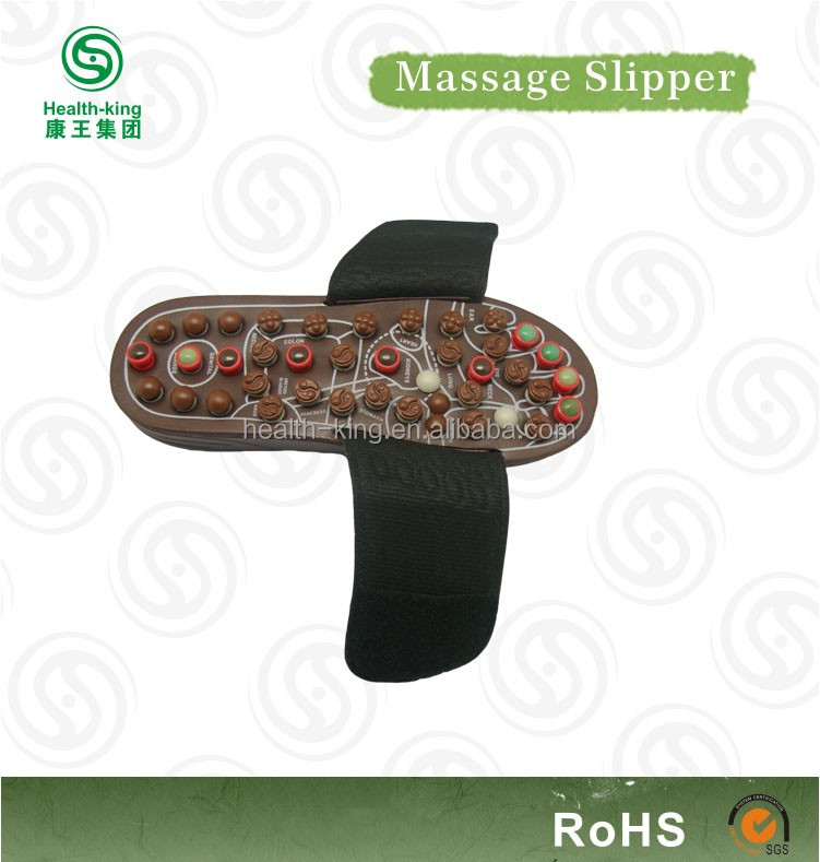 latest style foot reflexology shoes by accupressure