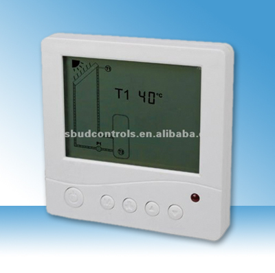 swimming pool system temperature control thermostat
