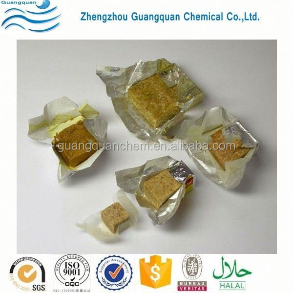 Factory price curry bouillon cubes