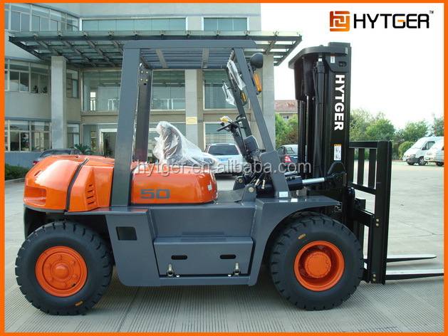 High quality new brand 5ton diesel forklift /hyster forklift engine
