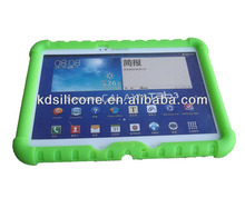 custom silicone case for Samsung Galaxy Tab3 10.1 cases shockproof for kids